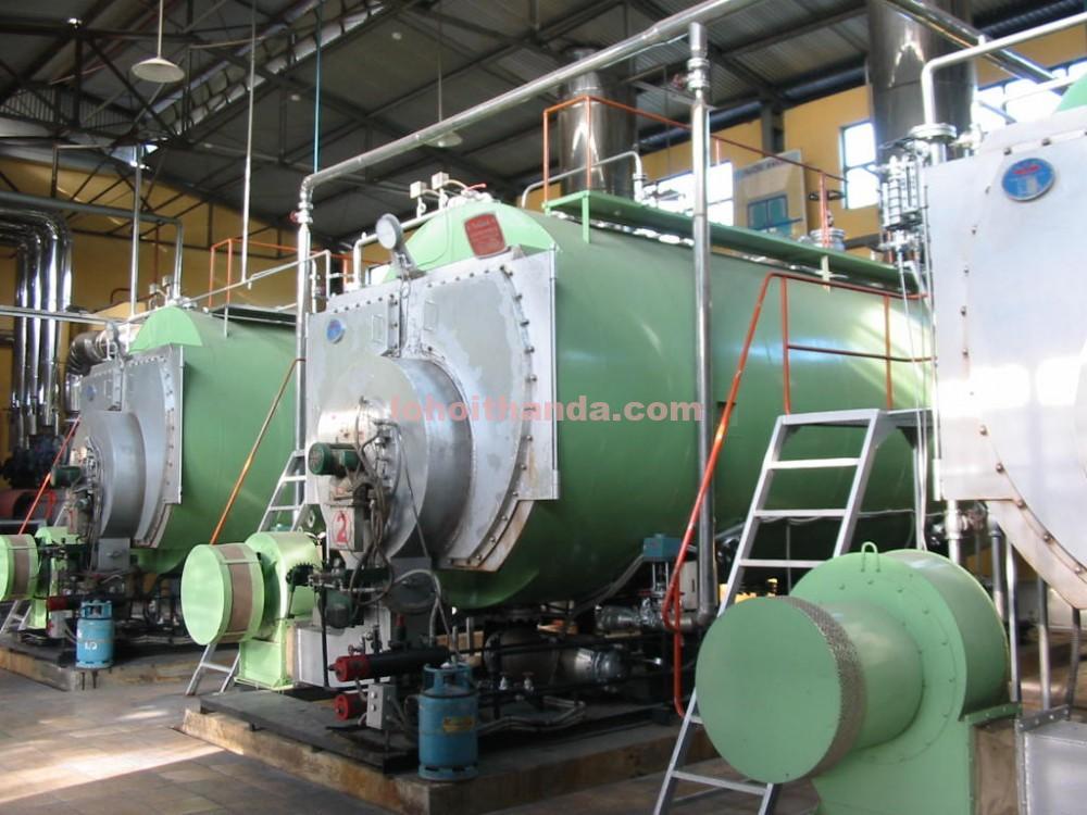 Chọn lò hơi than đá cho quy trình sản xuất công nghiệp hiện nay 2019